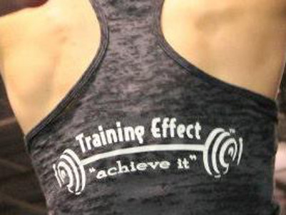 Training Effect with Heather Patterson